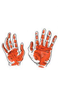 Houdt uw handen schoon